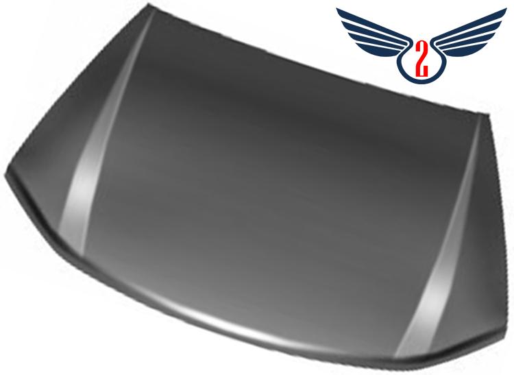 Капот Peugeot 406 1999-2004