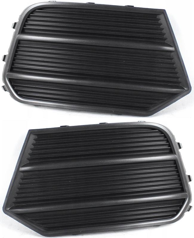 Решітка в бампер Audi Q3 (8U) 2015-2018