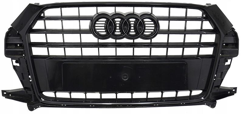 Решітка Радіатора Audi Q3 (8U) 2015-2018