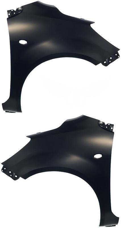 Крыло  Opel Agila (H08) 2008-2015