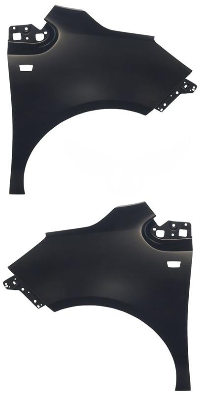 Крыло  Opel Meriva 2010-2014