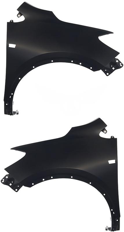 Крыло переднее Opel Mokka 2012-2016