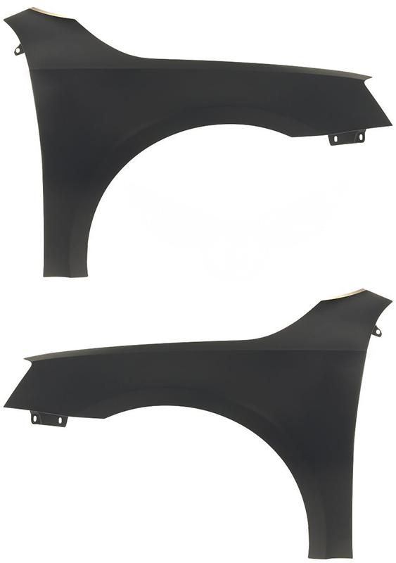 Крыло Skoda Octavia A7 2013+