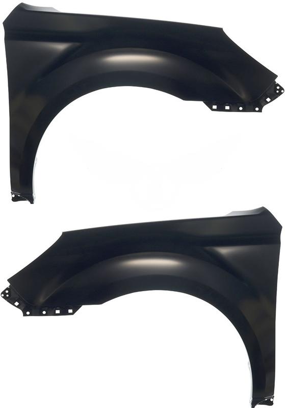 Крыло переднее Subaru Legacy 2009-2014