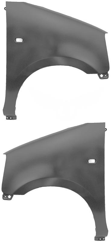 Крыло  Opel Agila (H00) 2000-2008