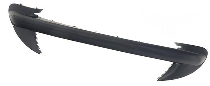 Накладка бампера  Peugeot  206 2009-2012