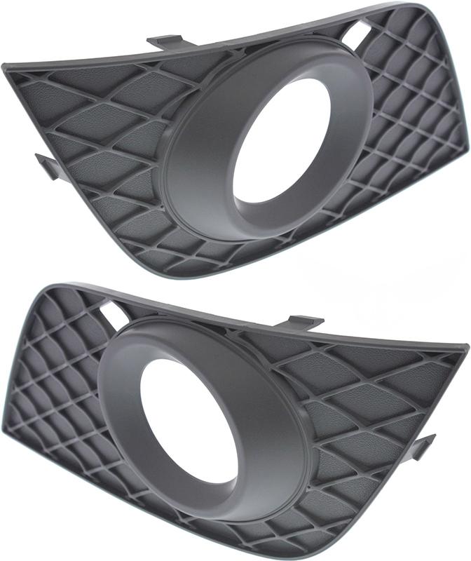 Решетка в бампер Mercedes W164 2009-2012 ML-CLASS