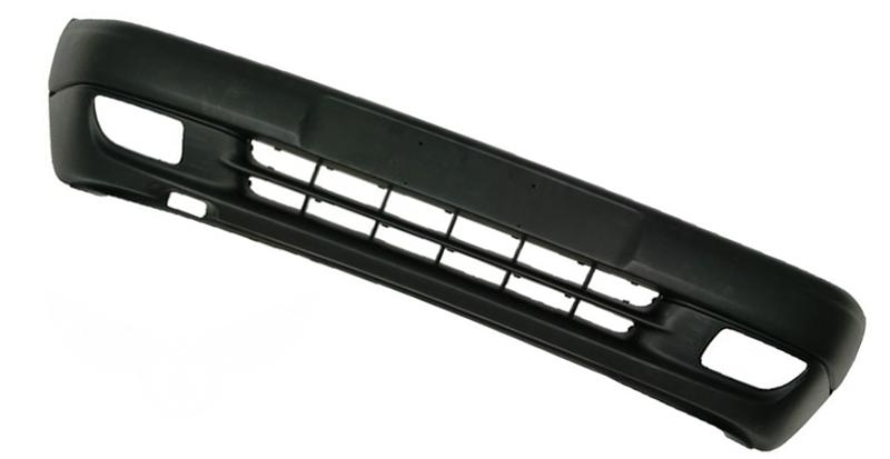 Бампер Citroen Saxo (S0/S1) 1996-1999 (Низ грунтованный с отверстием для галогенов)
