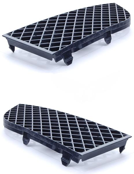 Решетка в бампер BMW 7 (E65/E66) (Внутренний)