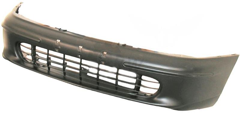 Бампер передний Fiat Marea (185) 1996-2002 (Большой впуск воздуха)