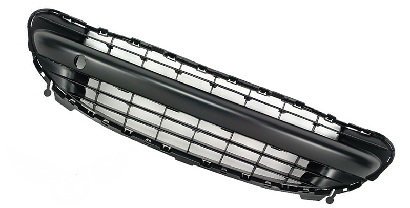 Решетка в бампер Peugeot 207 2006-2012