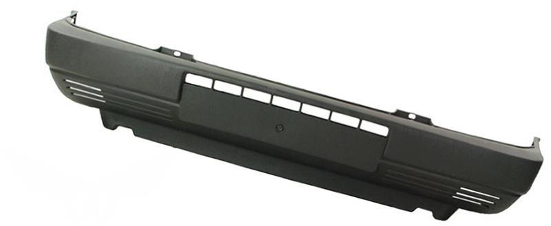 Бампер передний Fiat Uno (146A/E) 1983-1989 (Черный)