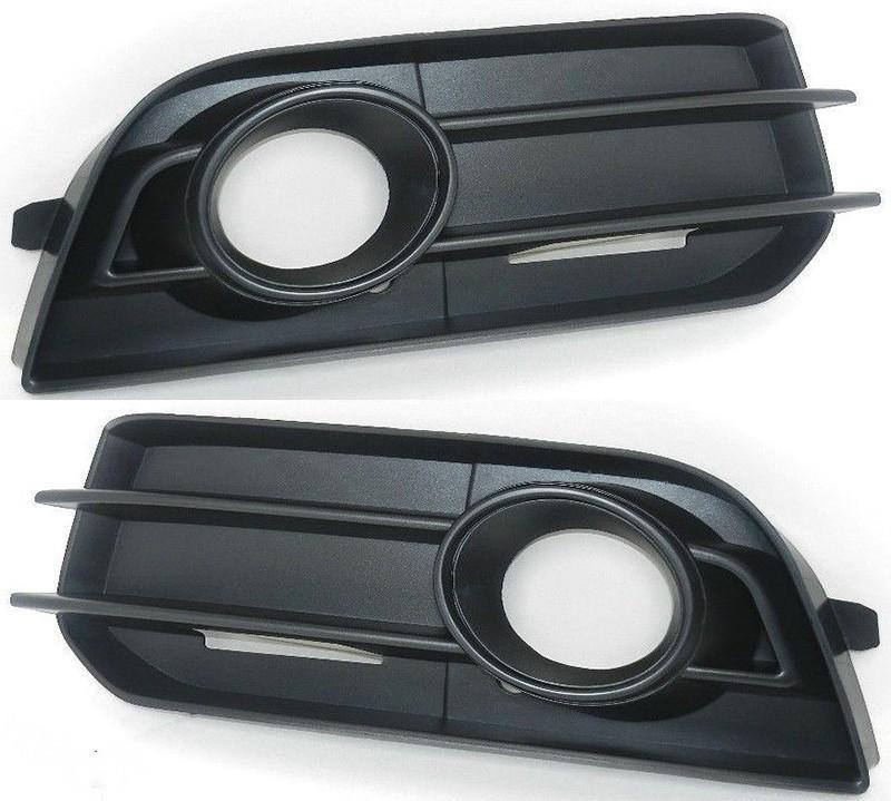 Решетка в бампер Audi A1 (8X) 2010+