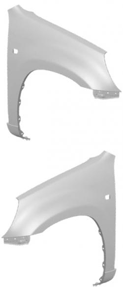 Крило Chery Tiggo T11 2005-2012