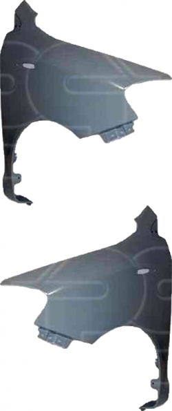 Крило ЗАЗ Forza 09-