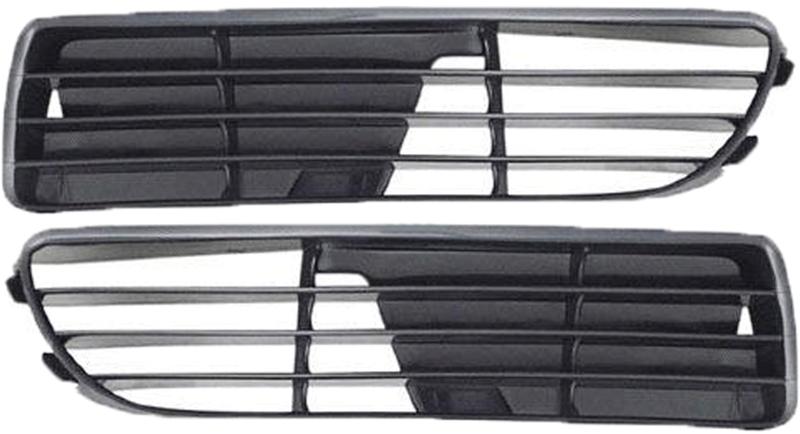 Решітка в бампер Audi A4 B5 1995-1999