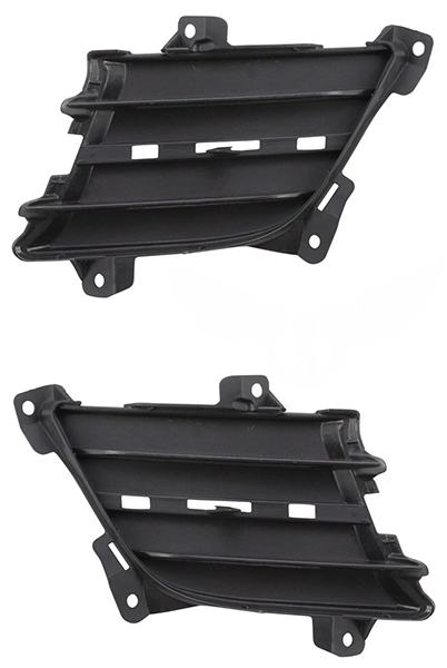 Внутренняя Черная Mazda 6 (GH) (Верхняя)