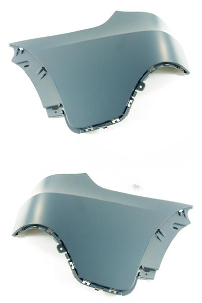 Угол бампера BMW X5 (E70) 2006-2010