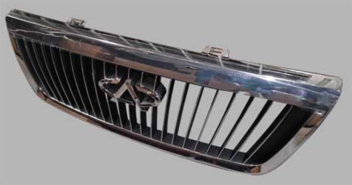 Решетка в бампер Chery  Amulet 2004-2012 A15